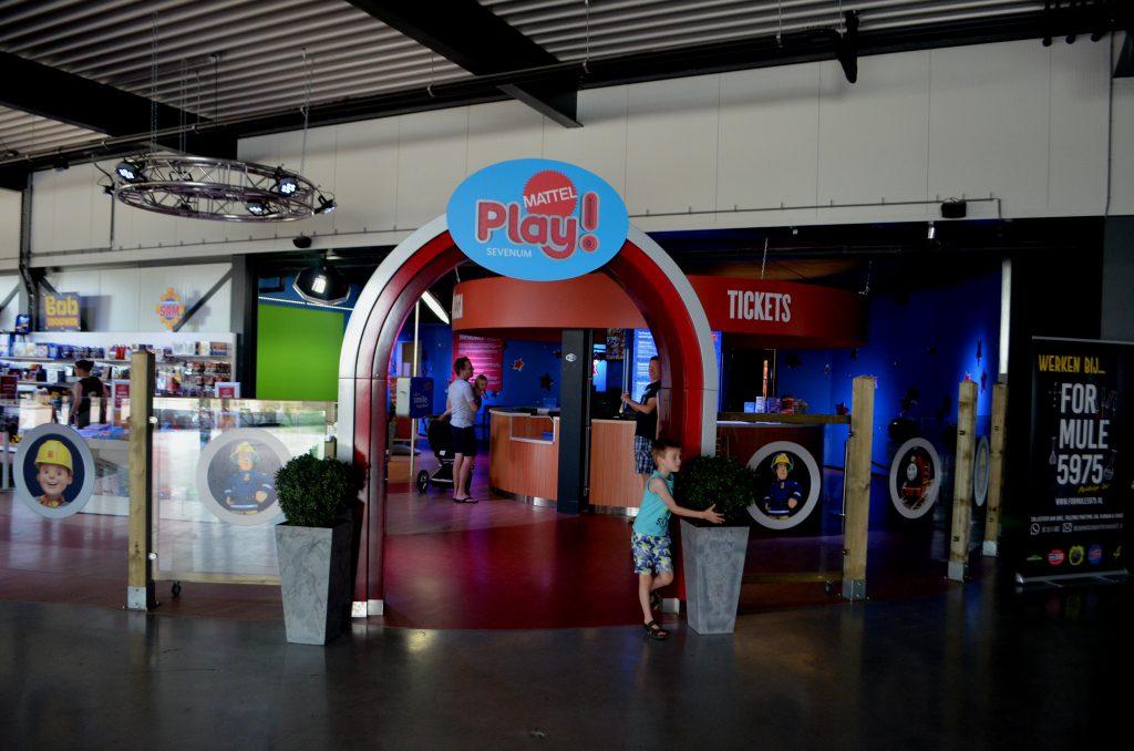 Wejście do świata Mattel Play! Foto: Moja Limburgia