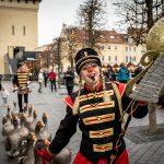 Świąteczny spektakl w Kerststad Valkenburg