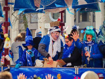 Parady karnawałowe w Limburgii