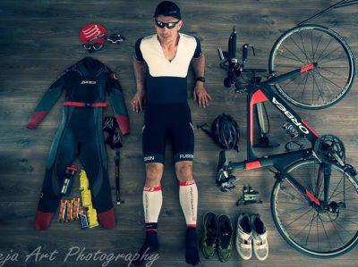 Adrian Kostera ukończył najdłuższy duathlon na świecie